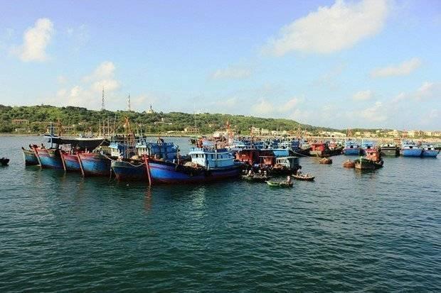 Bạch Long Vỹ - Trung tâm hậu cần nghề cá ở Vịnh Bắc Bộ (17/2/2020)