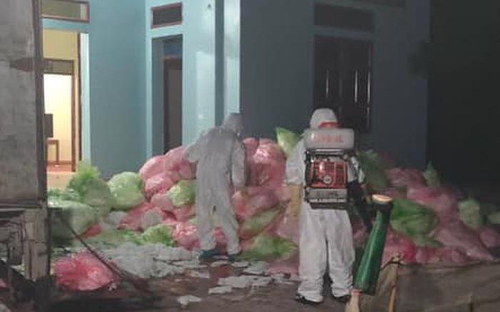 Hà Nội phát hiện đối tượng thu gom 620kg khẩu trang y tế đã qua sử dụng (25/2/2020)