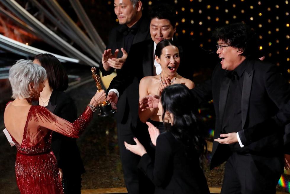 Đế chế giải trí đằng sau thành công của Parasite tại Oscar 2020 (15/2/2020)