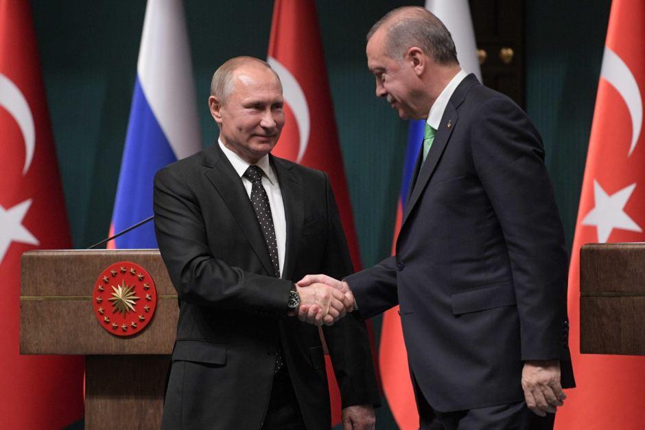 Nga - Thổ Nhĩ Kỳ và Syria: Mối quan hệ không mấy tốt đẹp (5/2/2020)