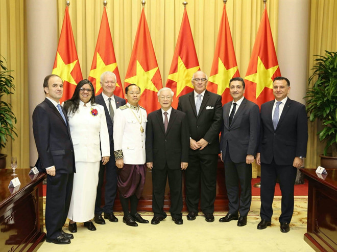 THỜI SỰ 18H CHIỀU 27/2/2020: Tổng Bí thư, Chủ tịch nước Nguyễn Phú Trọng tiếp các đại sứ đến trình Quốc thư.