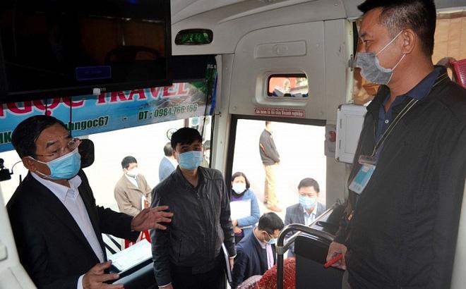 Cần đẩy mạnh tuyên truyền đến các nhà xe và hành khách để cùng chủ động phòng dịch Covid-19 (20/2/2020)