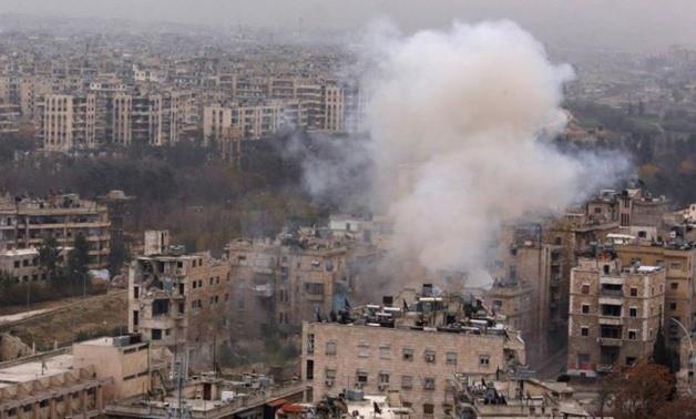 """""""Điểm nóng"""" Idlib trên bàn cờ chiến lược Syria (14/2/2020)"""