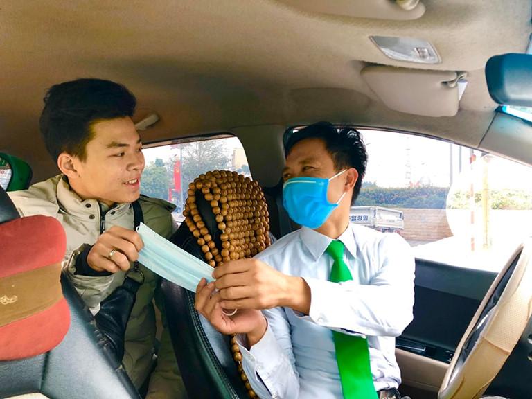 Làm thế nào để bảo vệ sức khỏe cho lái xe và khách hàng trước dịch viêm phổi cấp virus Corona (3/2/2020)