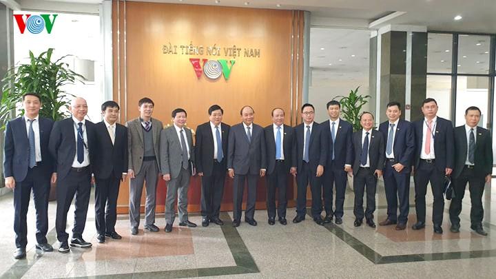 THỜI SỰ 12H TRƯA 19/2/2020: Thủ tướng Nguyễn Xuân Phúc thăm và làm việc với lãnh đạo chủ chốt của Đài Tiếng nói Việt Nam.