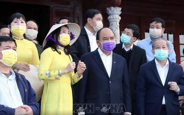 THỜI SỰ 6H SÁNG 8/2/2020: Thủ tướng Nguyễn Xuân Phúc đề nghị tỉnh Thừa Thiên Huế bảo đảm vệ sinh, phòng chống dịch bệnh virus corona cho khách du lịch.