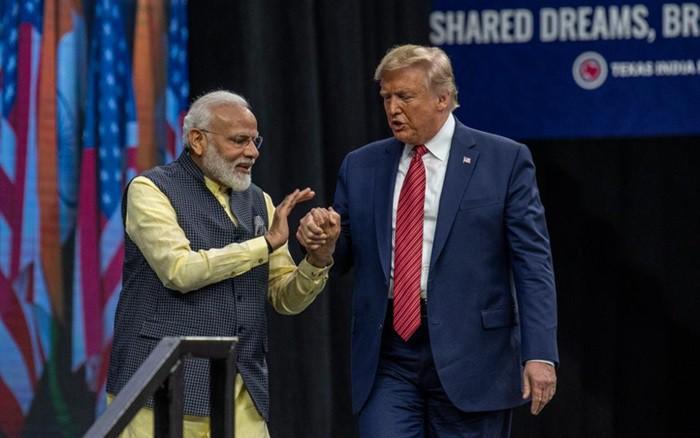 Tổng thống Mỹ thăm chính thức Ấn Độ, đồng minh nhưng lại nhiều bất đồng (24/2/2020)