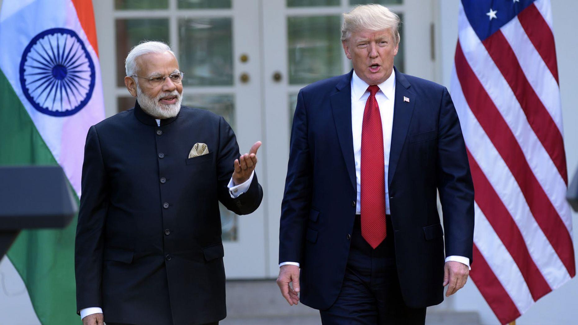 Tổng thống Mỹ Donald Trump sắp thăm Ấn Độ (11/2/2020)