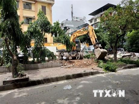 Cần xử lý dứt điểm vi phạm liên quan đến hai mương thoát nước Phan Kế Bính và Nghĩa Đô ở Hà Nội (18/2/2020)