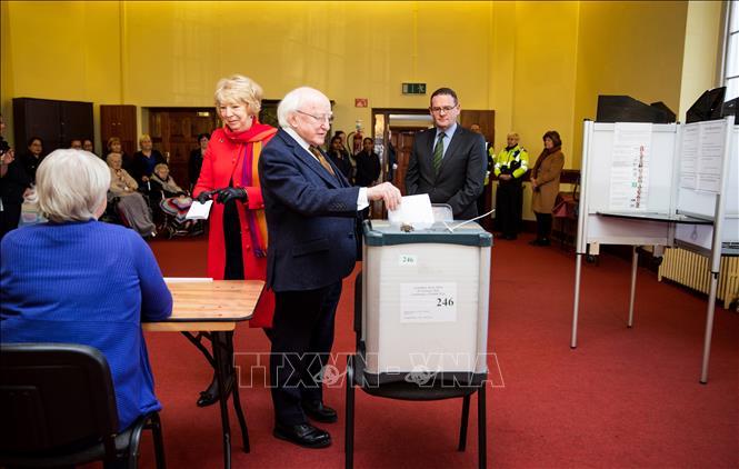 Bất ngờ kết quả tổng tuyển cử tại Ireland và những tác động (11/2/2020)