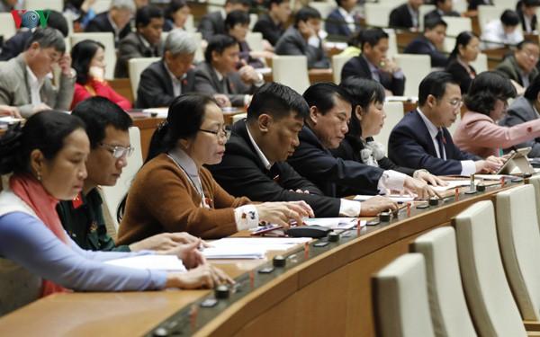 Nâng cao hiệu quả hoạt động của đại biểu Quốc hội chuyên trách khi sửa đổi Luật tổ chức Quốc hội (14/2/2020)