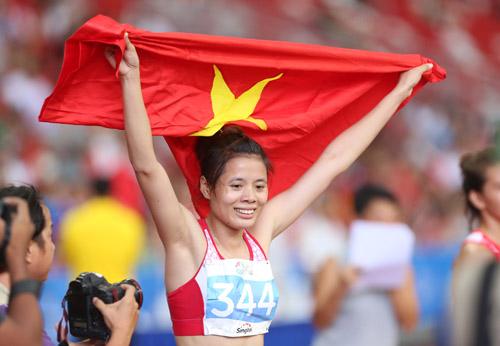 Bí quyết làm nên thành công của cô gái vàng điền kinh Nguyễn Thị Huyền (2/3/2020)
