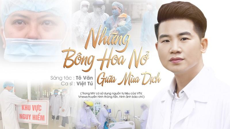 Việt Tú - chàng ca sỹ đang