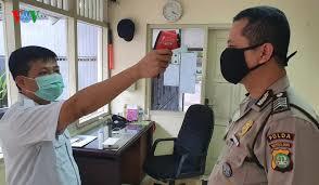 Đại sứ quán Việt nam tại Indonesia triển khai biện pháp phòng chống Covid-19 (23/3/2020)