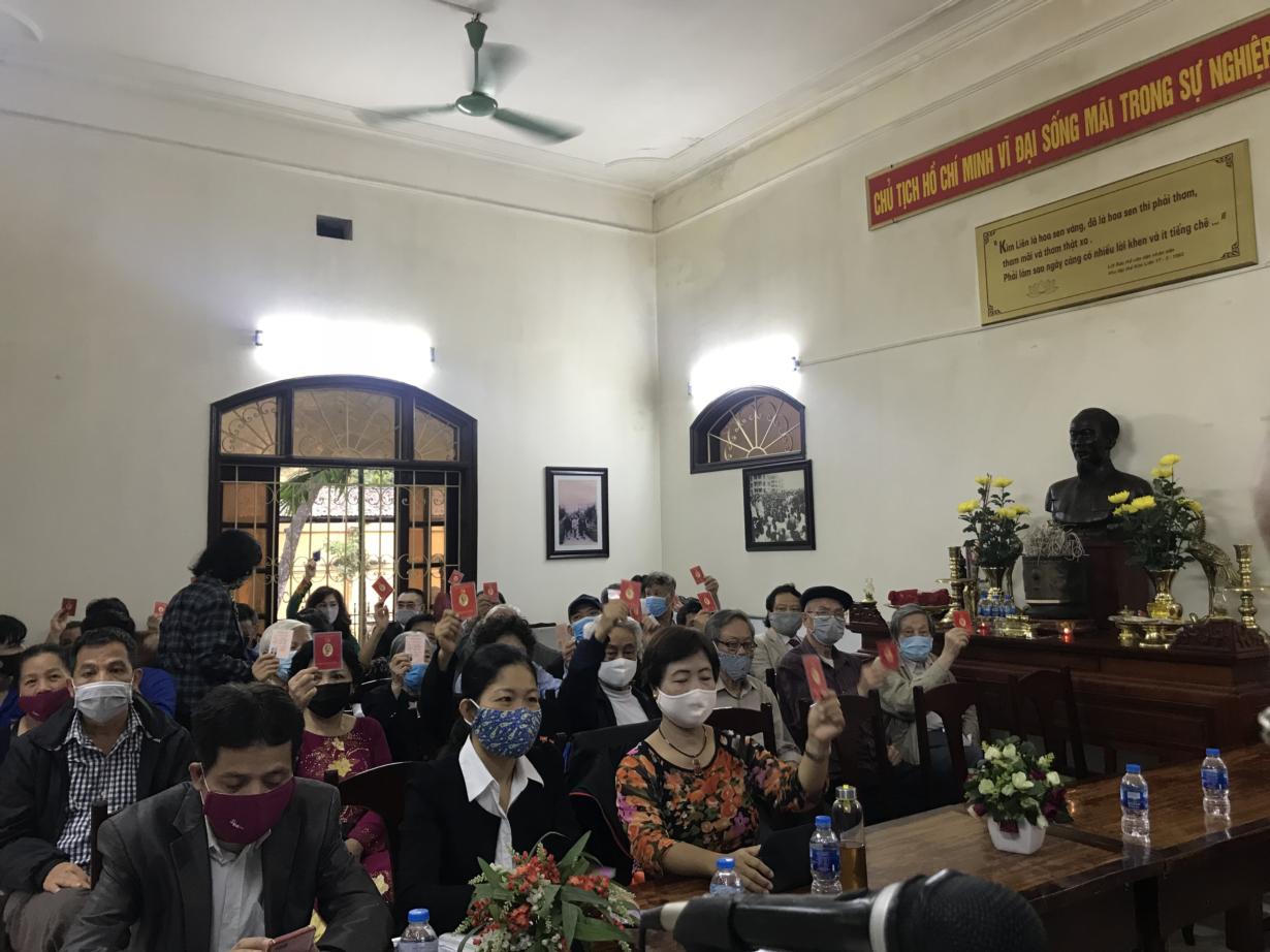 Phòng chống COVID-19, nhiệm vụ chính trị của mỗi đảng viên (22/3/2020)