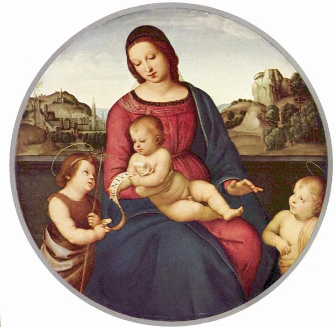 Kỷ niệm 500 năm ngày mất đại danh họa thời kỳ phục hưng Raphael (8/3/2020)