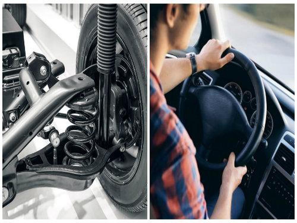 Những hư hỏng thường gặp ở bộ phận giảm chấn của xe (4/3/2020)