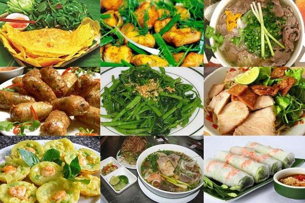 Món ăn Việt Nam đa dạng, nhiều màu sắc, từ truyền thống đến hiện đại (13/3/2020)