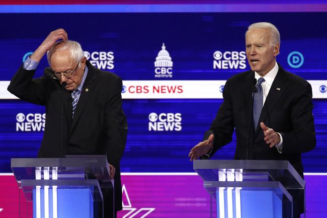"""Kết quả ngày bầu cử Siêu thứ 3 ở Mỹ - Sáng tỏ cục diện """"đường đua"""" vào Nhà Trắng (5/3/2020)"""