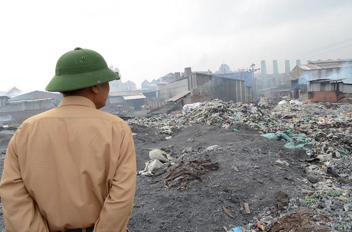 Ô nhiễm môi trường làng nghề tỉnh Bắc Ninh: Người dân kêu cứu (23/3/2020)