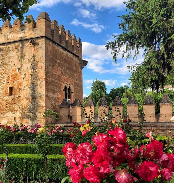 Cung điện Alhambra - tuyệt tác kiến trúc Hồi giáo giữa lòng Châu Âu (22/3/2020)