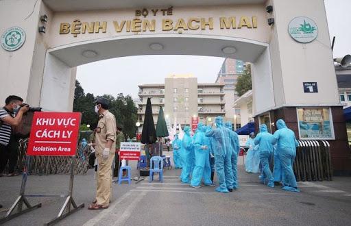 THỜI SỰ 12H TRƯA 30/3/2020: Ghi nhận thêm 6 ca nhiễm Sars CoV-2 tại ổ dịch Công ty Trường Sinh, đơn vị cung cấp dịch vụ cho Bệnh viện Bạch Mai
