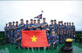 Cảnh sát biển Việt Nam: Kiên quyết đẩy lùi hoạt động tội phạm, vi phạm pháp luật trên biển (23/3/2020)