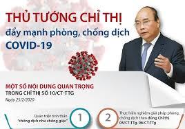 Thực hiện quyết liệt chỉ thị 11 của Thủ tướng Chính phủ- biến nguy thành cơ (31/3/2020)