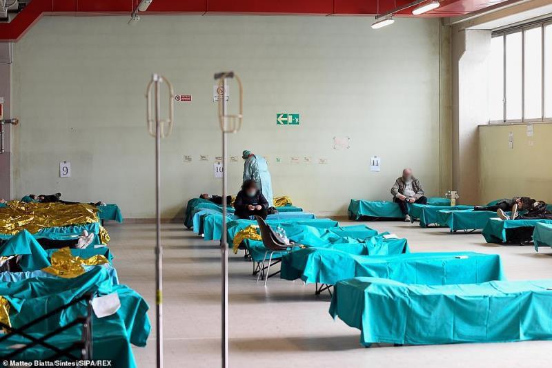 Vượt 20.000 ca mắc Covid-19, Italy khẩn cấp kêu gọi viện trợ (15/3/2020)