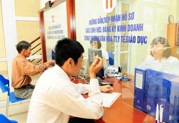 Phòng đăng ký kinh doanh - Sở Kế hoạch-Đầu tư tỉnh Hà Tĩnh- có vi phạm pháp luật? (16/3/2020)