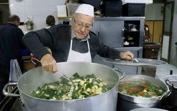 Vị đầu bếp của những người nghèo ở Rome (9/3/2020)