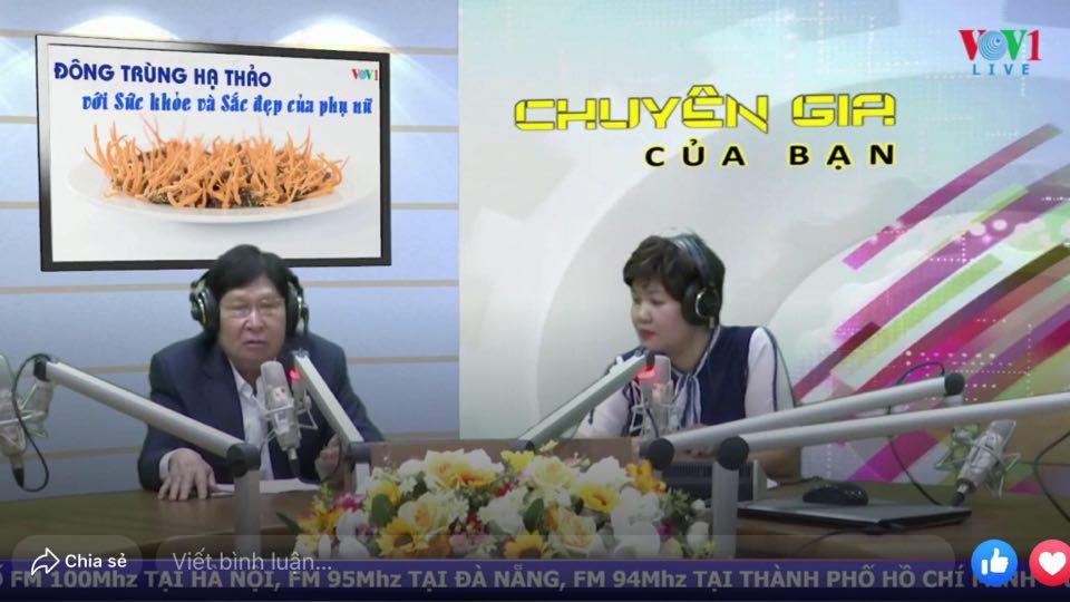 Đông Trùng Hạ Thảo với sức khỏe, sắc đẹp phụ nữ (7/3/2020)