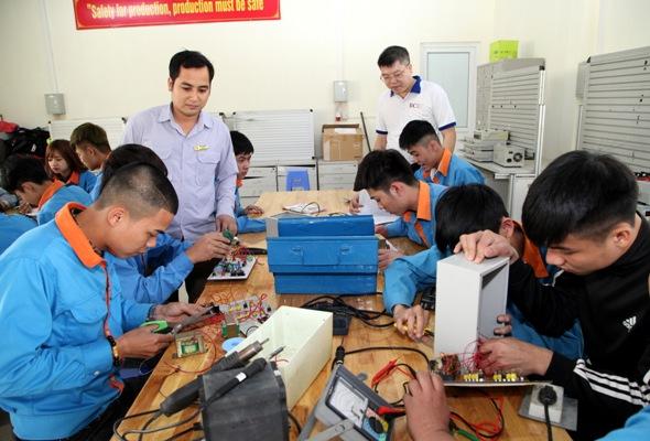Giáo dục nghề nghiệp: Hướng tới chất lượng cao với các ngành chủ lực (15/3/2020)