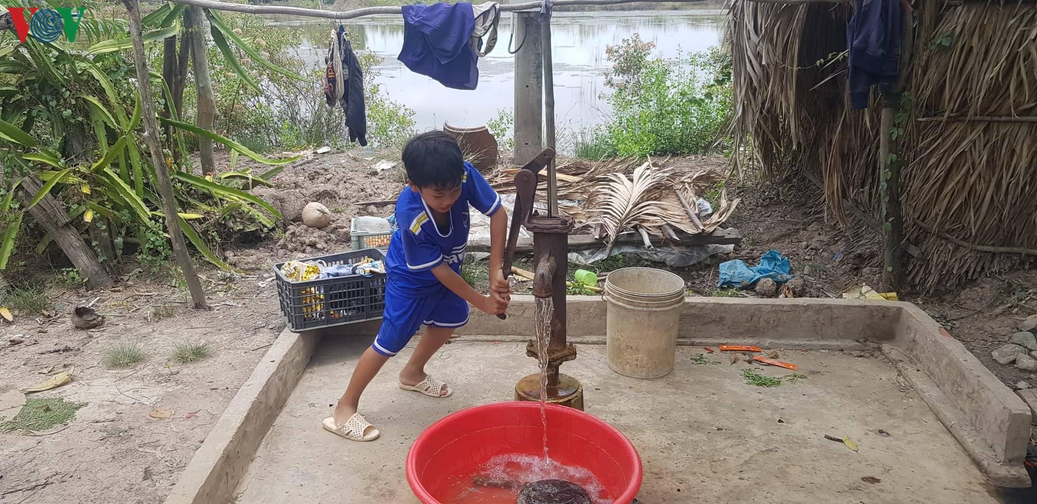 Kiên Giang: Giải pháp đảm bảo nước sạch sinh hoạt vùng ven biển, hải đảo (13/3/2020)