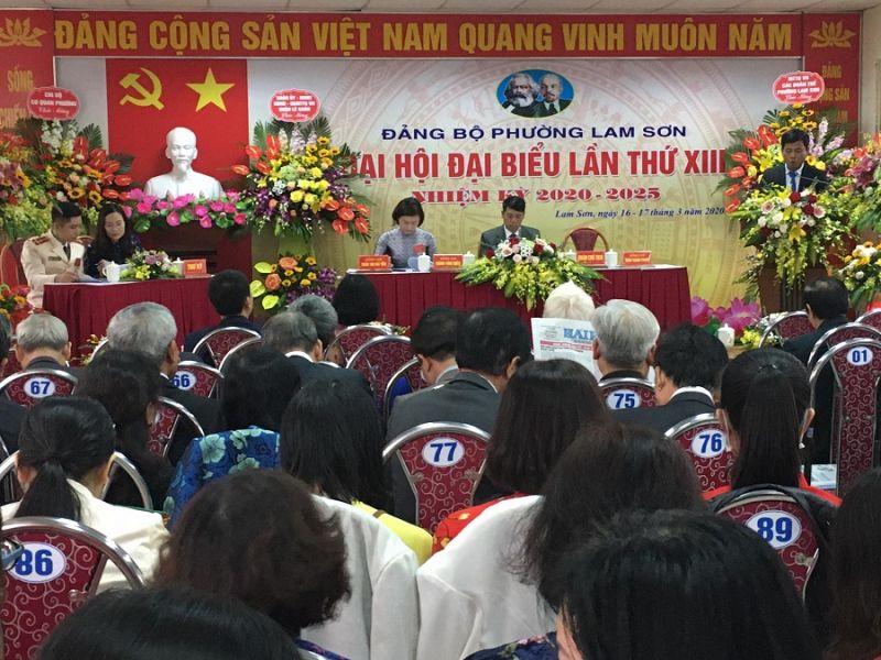 Hải Phòng tích cực chuẩn bị Đại hội Đảng các cấp (17/3/2020)