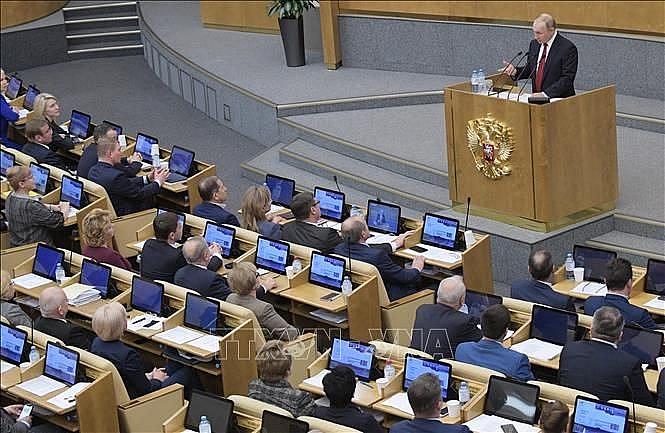 Nga sửa đổi Hiến pháp và những tác động (12/3/2020)