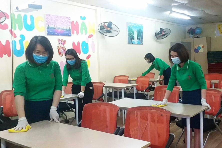 Hỗ trợ giáo viên vượt qua khó khăn trong thời gian nghỉ học do dịch COVID-19 (10/3/2020)