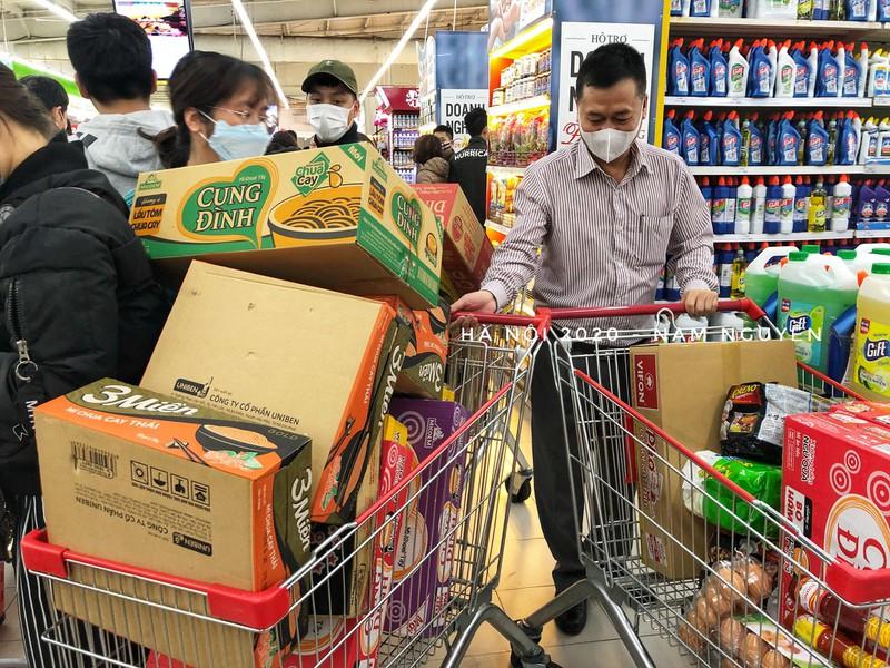 THỜI SỰ 12H TRƯA 7/3/2020: Thành phố Hà Nội và Bộ Công thương khẳng định đảm bảo cung ứng đủ hàng thiết yếu trước dịch Covid-19.