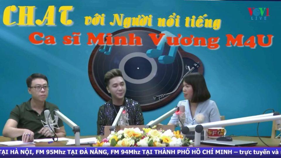 """Chat với ca sĩ Minh Vương M4U: Trở lại ấn tượng với """"đường đua"""" Vpop (7/3/2020)"""