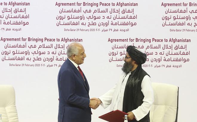 Thỏa thuận lịch sử Mỹ - Taliban: Cơ hội kết thúc cuộc chiến dài nhất của nước Mỹ (1/3/2020)