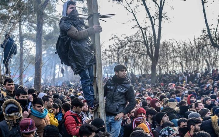 Sức ép với EU khi Thổ Nhĩ Kỳ tuyên bố mở cửa biên giới (4/3/2020)