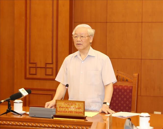 THỜI SỰ 12H TRƯA 19/3/2020: Tổng bí thư, Chủ tịch nước Nguyễn Phú Trọng chủ trì họp Tiểu ban Nhân sự Đại hội 13 của Đảng