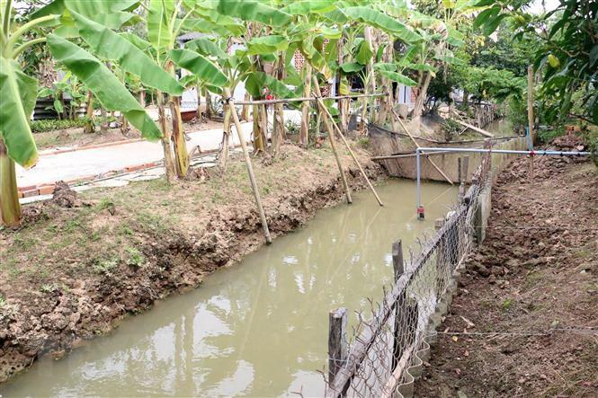 Thực hiện nhiều giải pháp đồng bộ ứng phó với hạn mặn tại đồng bằng sông Cửu Long (18/3/2020)