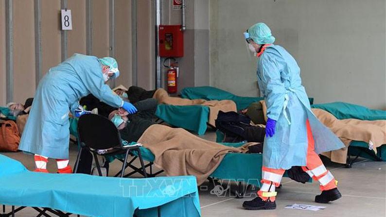Số ca tử vong trong ngày tại Italia cao hơn cả Vũ Hán thời đỉnh dịch (19/3/2020)