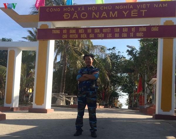Những người con của liệt sĩ Gạc Ma tiếp tục bảo vệ chủ quyền biển đảo (14/3/2020)