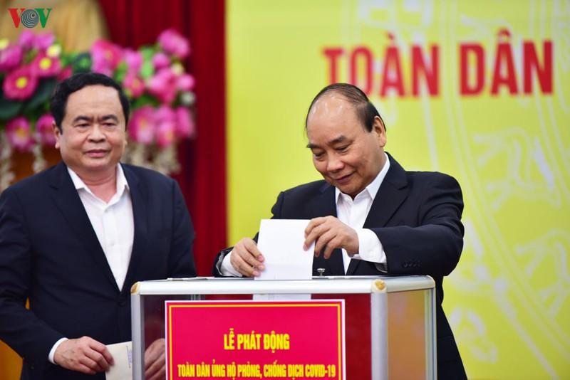 THỜI SỰ 12H TRƯA 17/3/2020: Thủ tướng Nguyễn Xuân Phúc kêu gọi mỗi người dân hãy là một chiến sỹ trên mặt trận phòng chống dịch