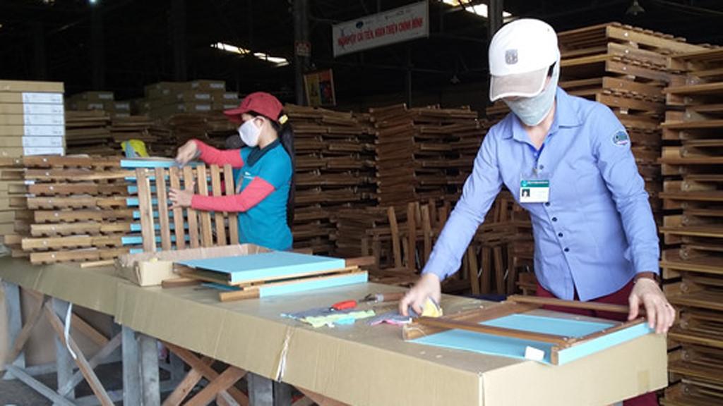 Vượt khó do ảnh hưởng dịch Covid-19, xuất khẩu gỗ vẫn tăng trưởng tốt (4/3/2020)