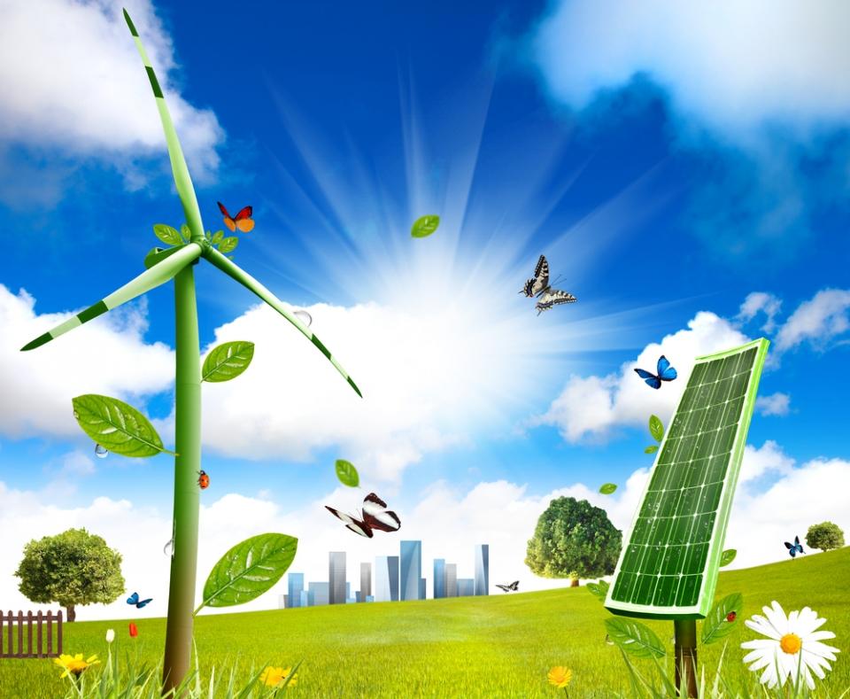 Kinh tế xanh - Chìa khóa cho phát triển bền vững (8/4/2020)
