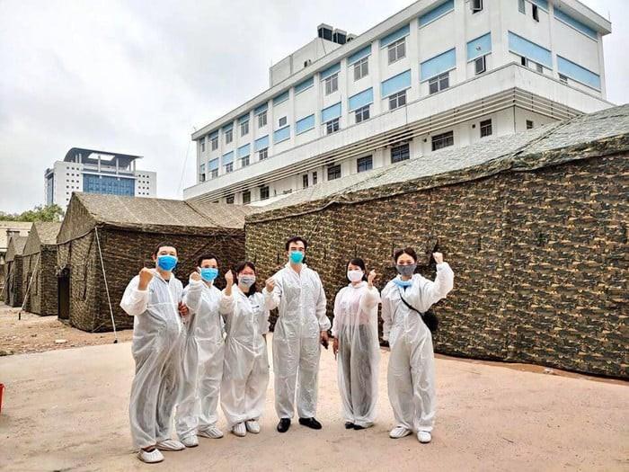 Phó Thủ tướng Trịnh Đình Dũng: Lên phương án xây dựng bệnh viện dã chiến cho tình huống khẩn cấp (5/4/2020)