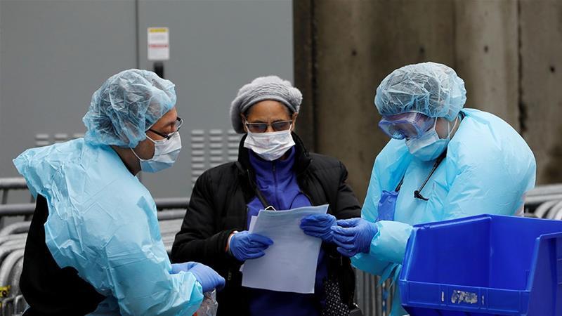 Những điều gì đang diễn ra tại Mỹ trong đại dịch COVID-19? (3/4/2020)